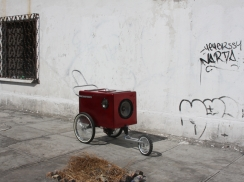 Mobile institute / Mexico project - Überknackig / Ismaël Bennani / Bass cream ka